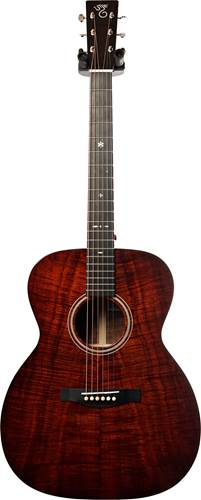 Santa Cruz OM Grand All-Koa #317