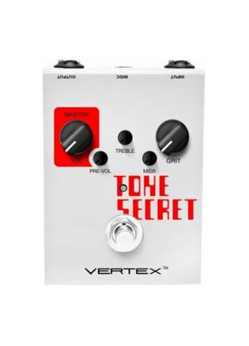 Vertex Tone Secret Overdrive
