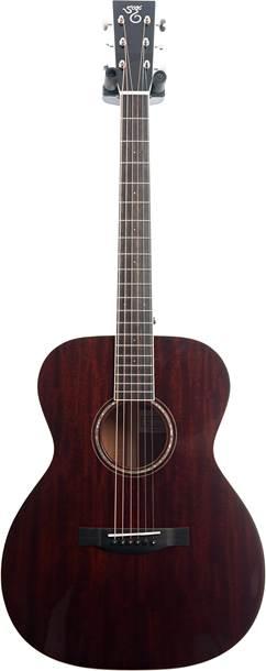 Santa Cruz OM Custom Model All-Mahogany Gloss #5646