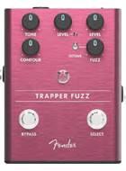 Fender Trapper Dual Fuzz