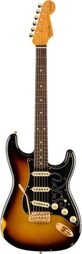 Fender Custom Shop Stevie Ray Vaughan Strat Relic Faded 3-Color Sunburst