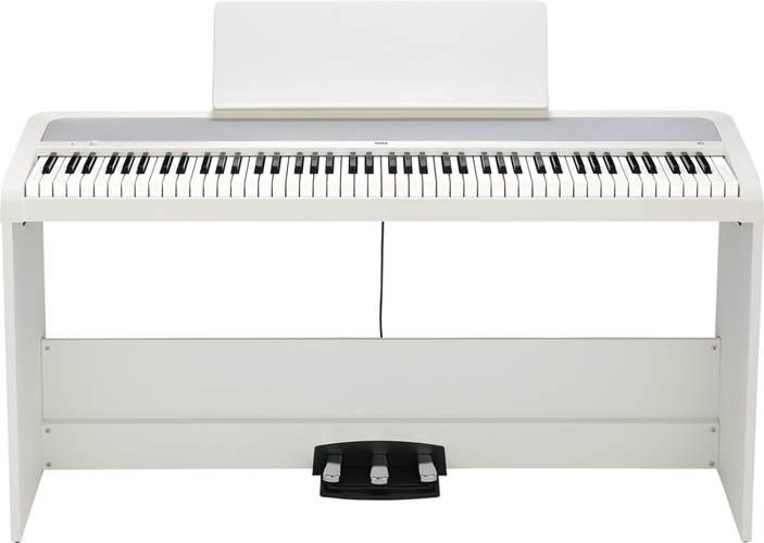 Korg B2SP-WH Digital Piano (White)