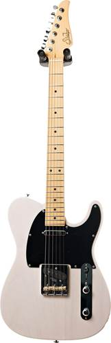 Suhr Classic T Trans White Swamp Ash MN SSCII