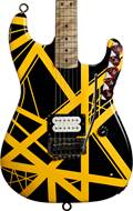 EVH 1979 Bumblebee Tribute Replica Black/Yellow