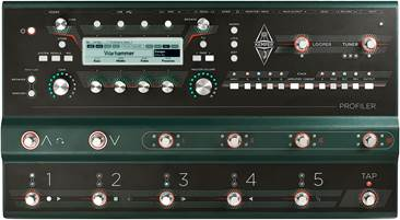 Kemper Digital Profiler Stage