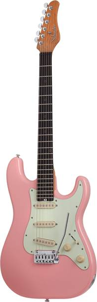 Schecter Nick Johnston Trad Atomic Coral