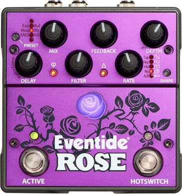 Eventide Rose Delay