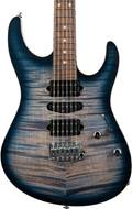 Suhr Modern Plus Faded Trans Whale Blue Burst PF HSH Gotoh 510