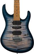 Suhr Modern Plus Faded Trans Whale Blue Burst MN HSH Gotoh 510