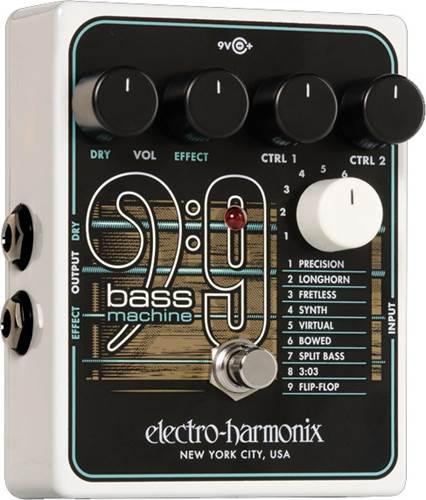 Electro Harmonix BASS9 Bass Simulator