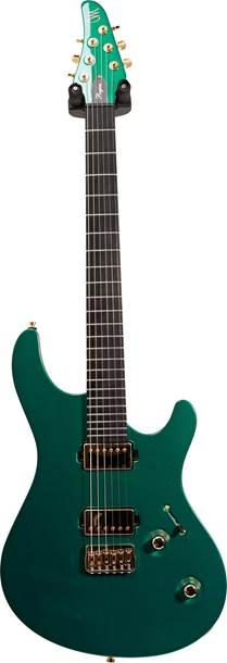 Mayones Regius 6 Solid Metallic Green Gloss #RF1911912