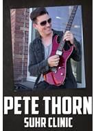 Tickets Pete Thorn Clinic - guitarguitar, Birmingham 17th September 2019