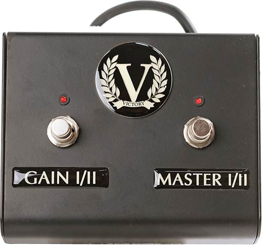 Victory Amps Standard Dual Footswitches For Kraken VX Head