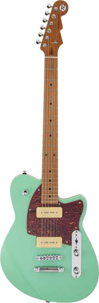 Reverend Charger 290 Oceanside Green