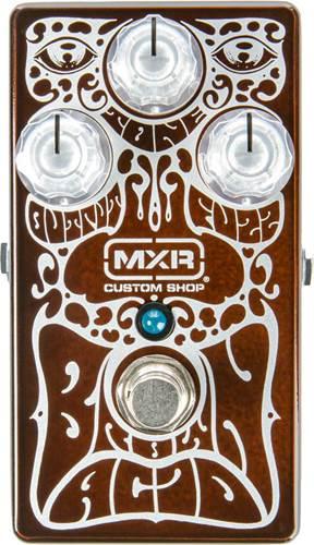 MXR Custom Shop Brown Acid Fuzz