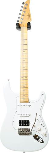 Suhr Classic Antique S Olympic White HSS MN SSCII #JS5X9X