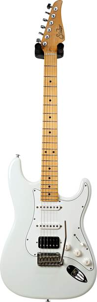 Suhr Classic Antique S Olympic White HSS Maple Fingerboard SSCII  #JS4H3H