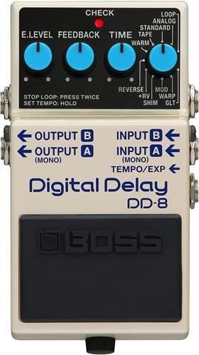 BOSS DD-8 Digital Digital