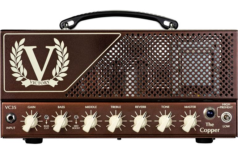 Victory Amps VC35 The Copper