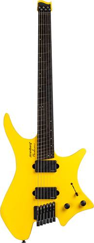 Strandberg Boden Neck-Thru 6 Ebony Yellow