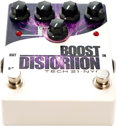 Tech 21 Boost Distortion