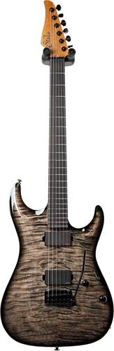 Suhr guitarguitar Select #160 Standard Carve Top Angel Quilt Charcoal Burst #JS9Q4Z