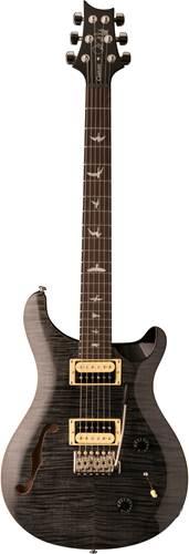 PRS SE Custom 22 Semi-Hollow Gray Black