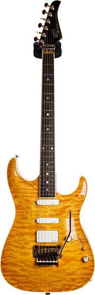Pensa Guitars MK-1 Classic Plus Amber Knopfler Spec #0836