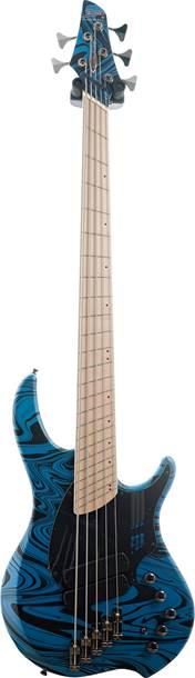 Dingwall NG-2 5 String Laguna Seca Blue Swirl MN