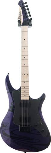 Balaguer Standard Series Archetype Gloss Purple/Black Swirl #19058
