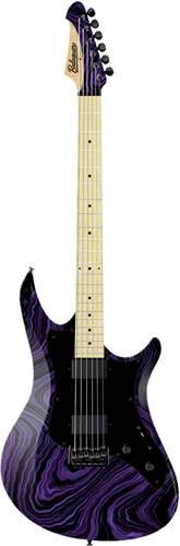 Balaguer Standard Series Archetype Gloss Purple/Black Swirl