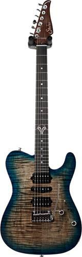 Suhr guitarguitar select #164 Modern T 24 Oceanside Burst