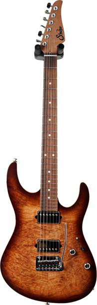 Suhr guitarguitar select #169 Modern Brown Burst