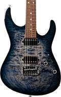 Suhr guitarguitar select #162 Modern Carve Top Faded Whale Blue Burst