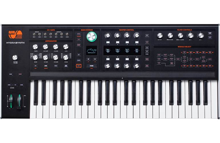 Ashun Sound Machines (ASM) Hydrasynth Keyboard