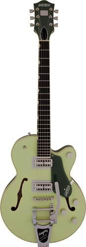 Gretsch G6659T Broadkaster Junior 2 Tone Smoke Green