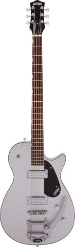 Gretsch G5260T Electromatic Jet Baritone Bigsby Airline Silver