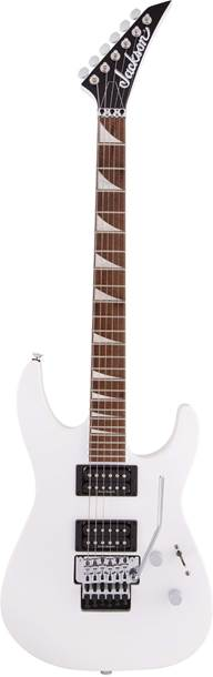 Jackson X Series Soloist Snow White