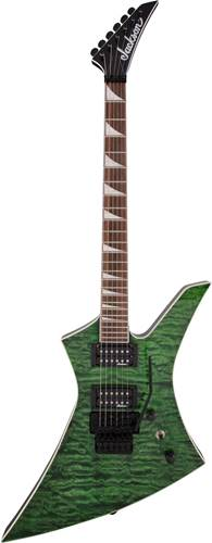 Jackson X Series Kelly Quilt Trans Green