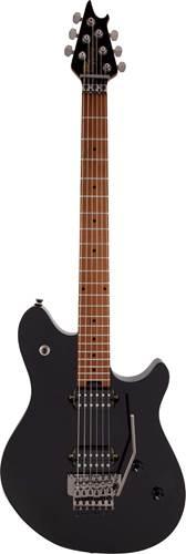 EVH Wolfgang Standard Gloss Black Roasted Maple Fingerboard