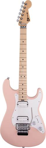 Charvel Pro Mod So Cal Style 1 HH Floyd Satin Shell Pink
