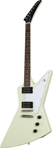 Gibson 70s Explorer Classic White