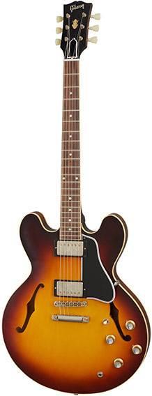 Gibson Custom Shop 1961 ES-335 Reissue VOS Vintage Burst