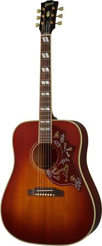 Gibson 1960 Hummingbird Fixed Bridge Heritage Cherry Sunburst