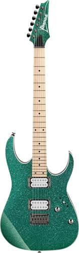 Ibanez RG421MSP-TSP Turquoise Sparkle
