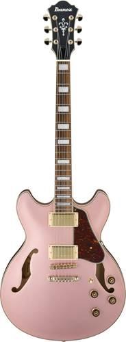 Ibanez AS73G Rose Gold Metallic Flat