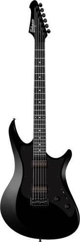 Balaguer Standard Series Archetype Satin Black Satin Black Pickguard EB