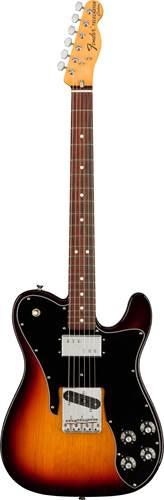 Fender American Original 70s Tele Custom 3 Tone Sunburst RW