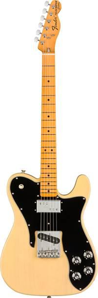 Fender American Original 70s Tele Custom Vintage Blonde MN