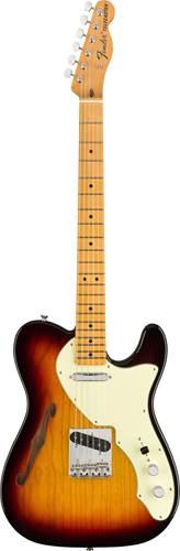 Fender American Original 60s Tele Thinline 3 Tone Sunburst MN